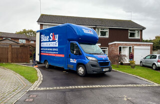 Average cost to move a 3 bedroom house?