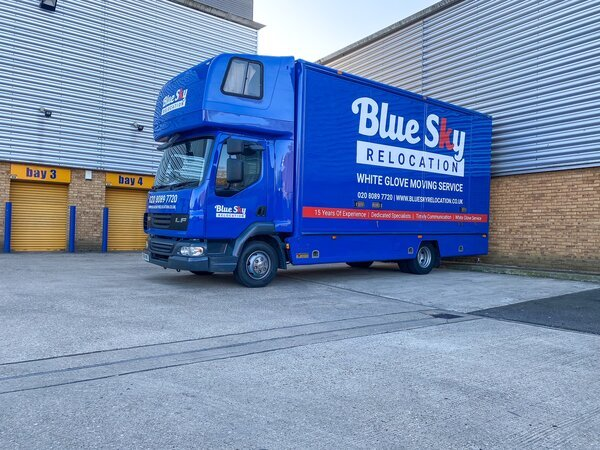Reliable Moving Services in Aylesbury