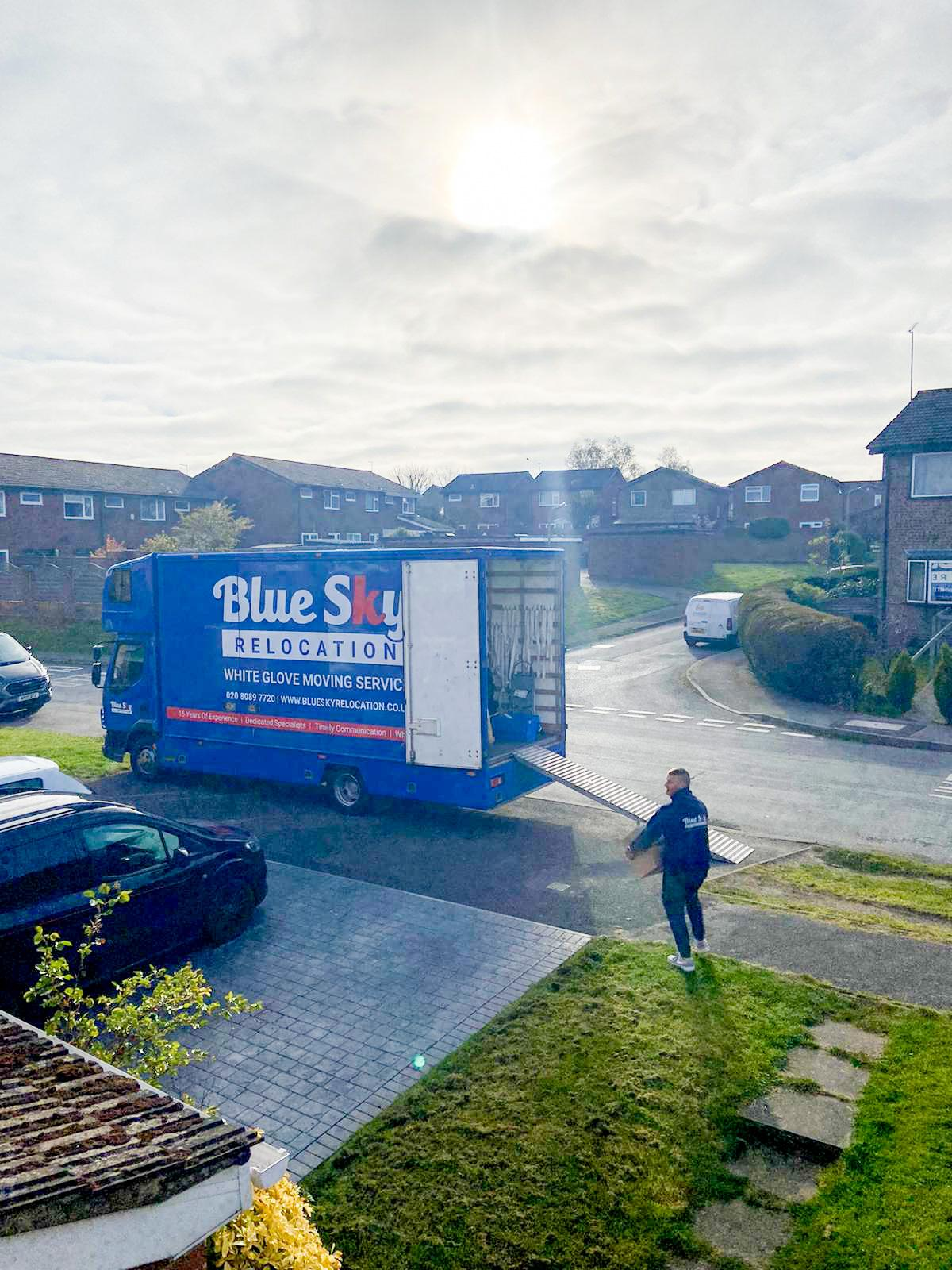 Trusted Removals Company in Oxford